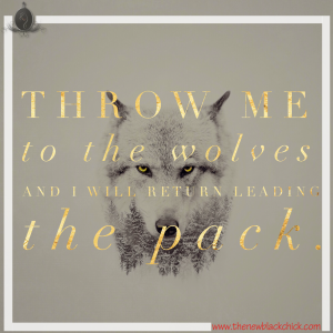 Throw me to the wolves 2